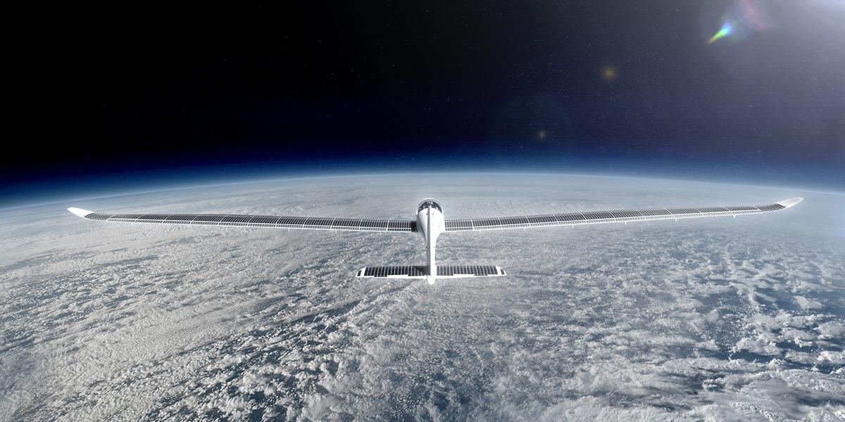 забележителен проект - SolarXplorers SA планира да лети до ръба на космоса, изцяло задвижван от слънчева енергия