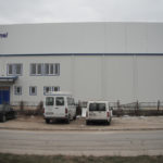 Production building - Cherven bryag