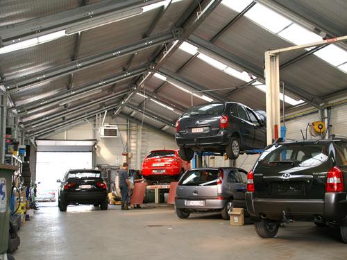 Car repair and sales
