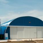 Aeroplane shed - Montana
