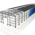 Steel buildings - Ceptra