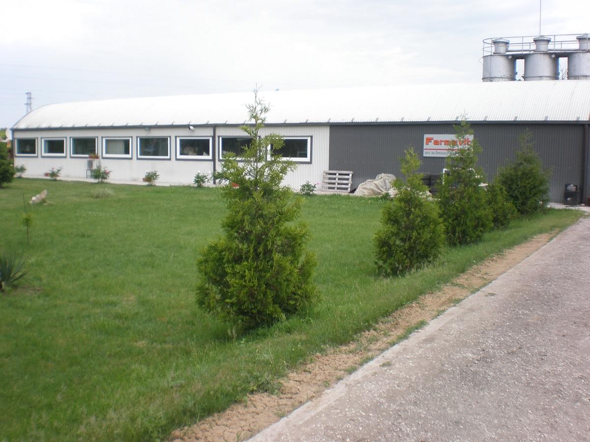 Производствена сграда и склад - Гулянци