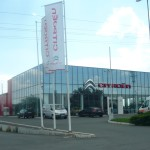 Car retail and repair shop - Burgas