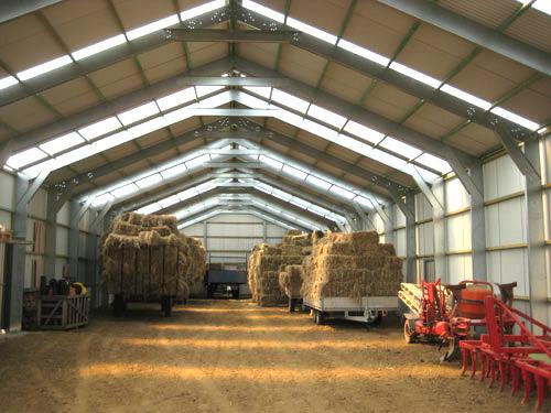 Селскостопански сгради