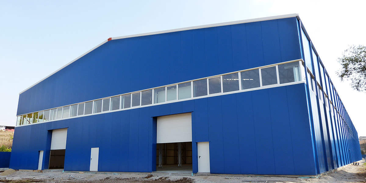 "We finished the building of ""Bulmineral"" Ltd. in Breznik"