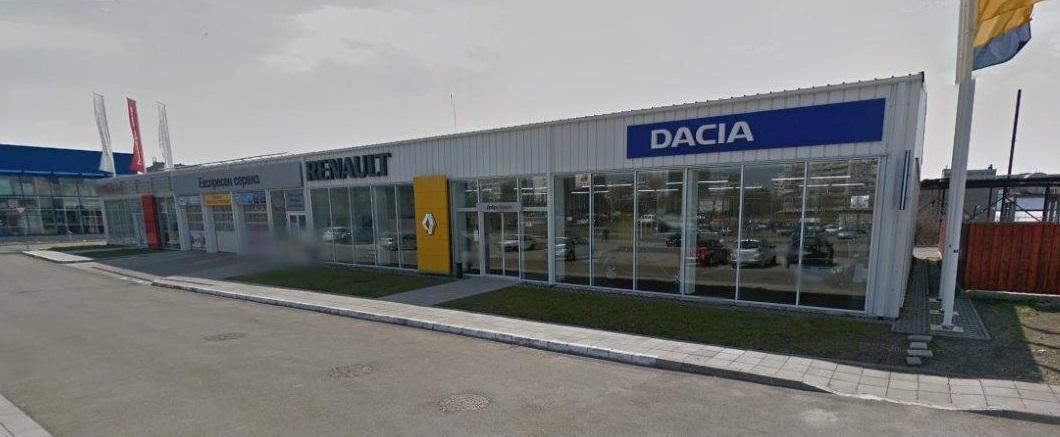 Център за продажба на автомобили - Бургас