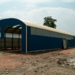 Car repair shop - Kazichene
