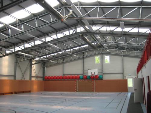 Спортни зали